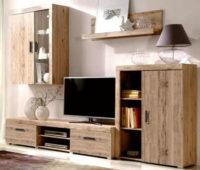 Elegantní obývací stěna Samir