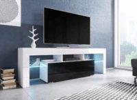 Moderní TV stolek v originálním provedení