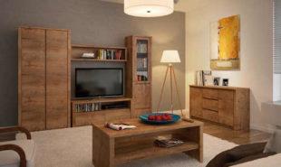 Obývací sestava v originálním a moderním designu