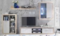Obývací stěna v elegantním designu