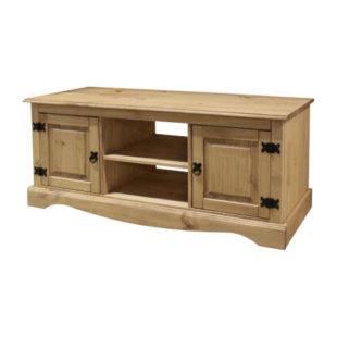 TV stolek v rustikálním stylu