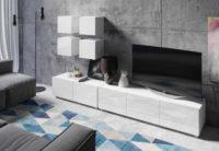 Malá obývací sestava v luxusním provedení