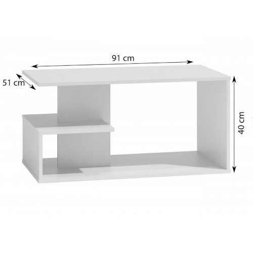 praktický stolek v moderním designu