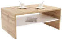 Konferenční stolek v minimalistickém stylu