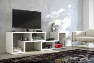 TV stolek v multifunkčním provedení