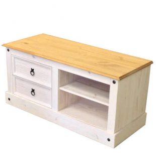 TV stolek z masivu borovice
