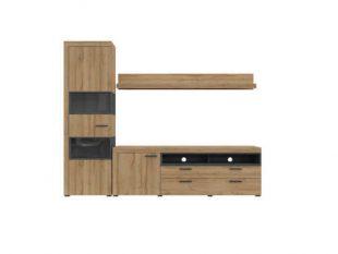 Moderní obývací stěna CARA 11 Helvetia