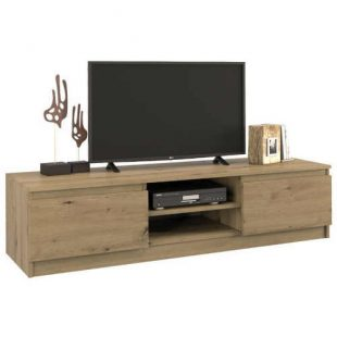 TV stolek LCD v dekoru dub artisan